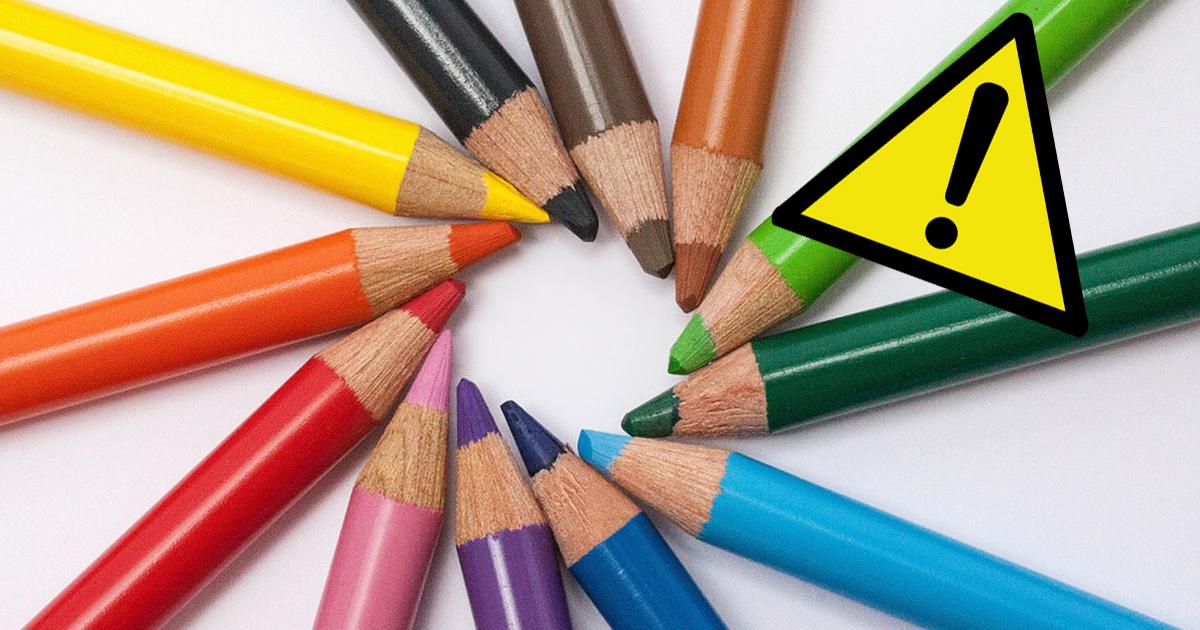Stiftung Warentest: Diese Buntstifte können Kinder krank machen