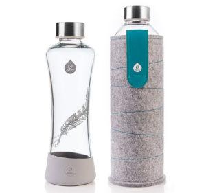 trinkflaschen aus glas praktische modelle f r unterwegs. Black Bedroom Furniture Sets. Home Design Ideas
