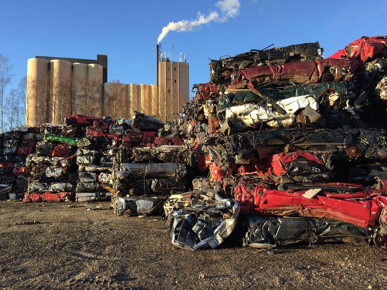 Die meisten Altreifen werden in Stahlwerken verbrannt.