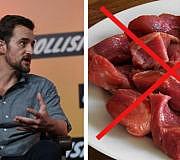 Fleisch WeWork vegetarisch Miguel McKelvey