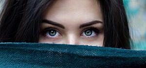 Geschwollene Augen