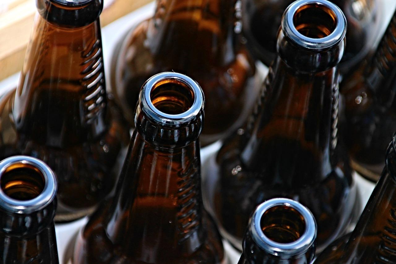 Glas lässt sich beliebig oft ohne Qualitätsverluste recyceln.