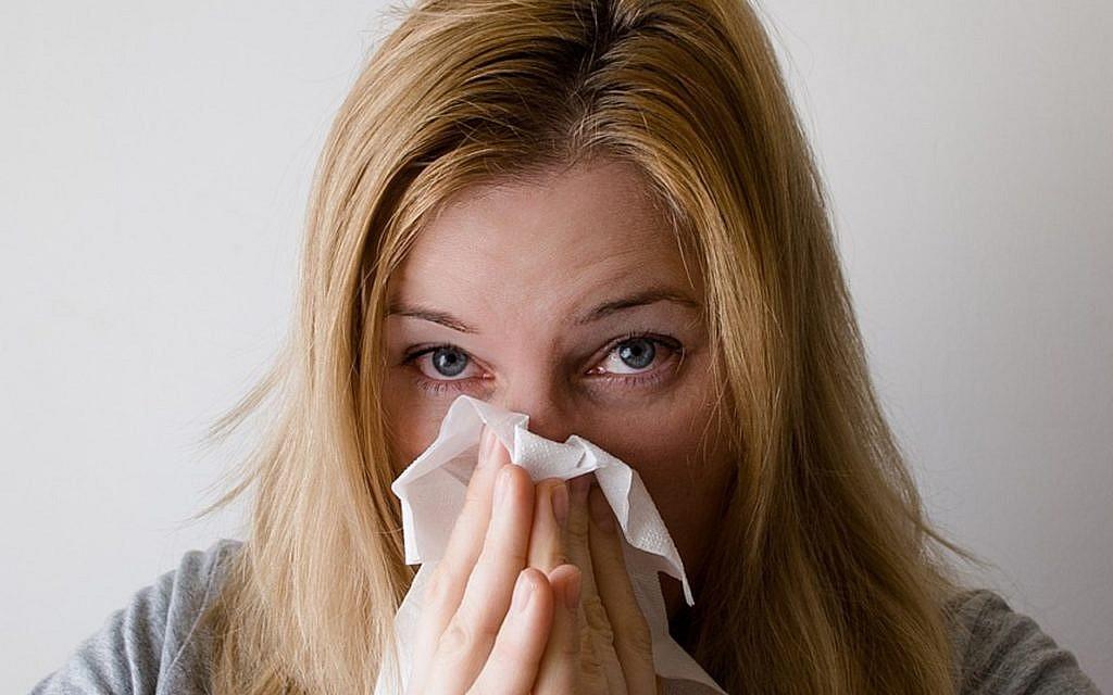 Ventilatoren können Allergieanfälle auslösen.
