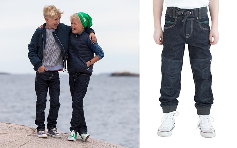 """""""Tschüss löchrige Hosenknie. Hallo nachhaltige Kinderkleidung"""" - so das Motto von Ossoami"""
