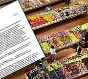 Supermarkt Real Bio