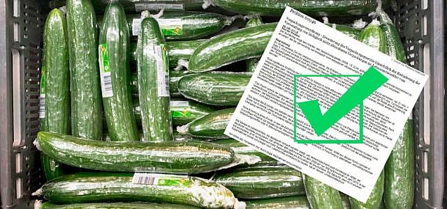 Plastik Verpackung Supermarkt Müll Petition Bundestag