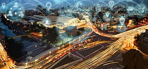 Smart Cities - Städte der Zukunft