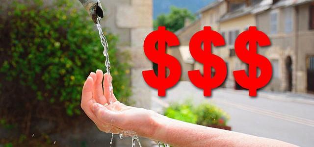 Wasser Jefta Privatisierung EU