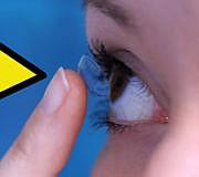 Kontaktlinsen Mikroplastik Plastik Müll