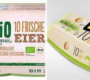 Bio-Eier Rückruf Lidl, Kaufland, Aldi, Penny, Real Salmonellen