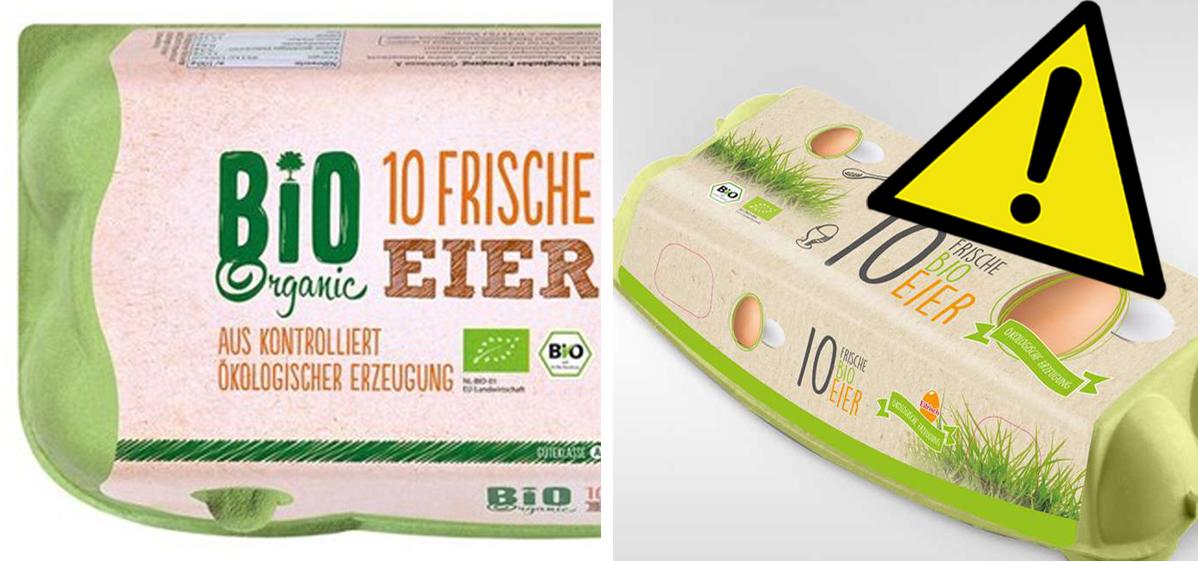 Salmonellen-Gefahr: Lidl, Aldi, Penny & Co. rufen Bio-Eier zurück