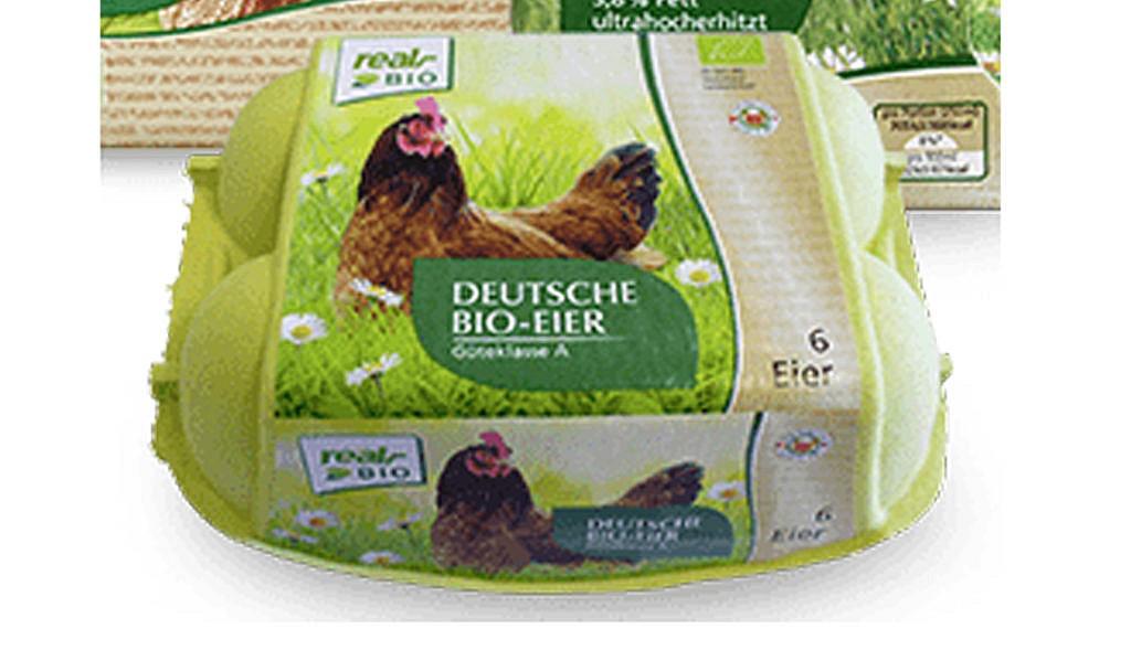 Rückruf Salmonellen Bio Eier Real