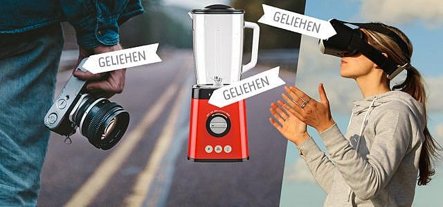 Elektronik mieten Technik leihen Grover Otto Now