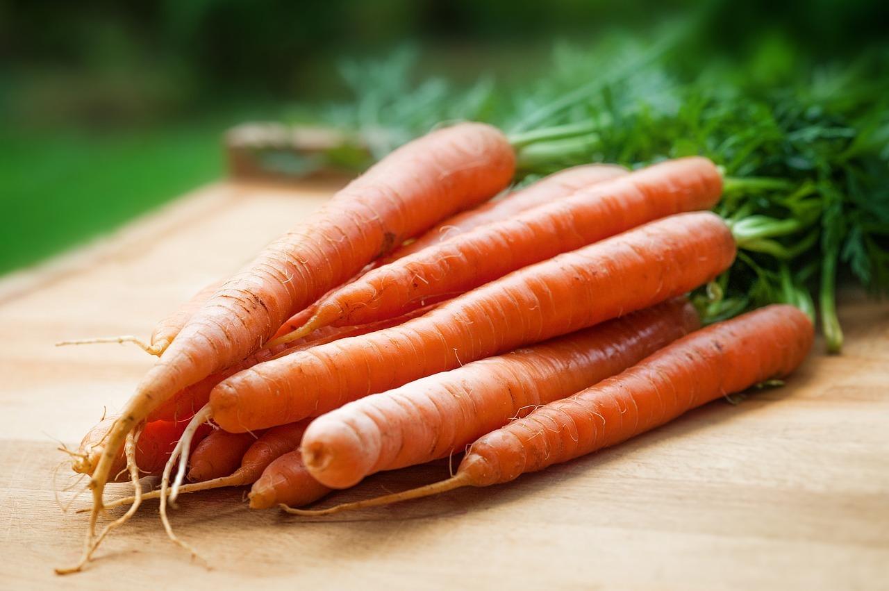 Karotten sind gesund, lecker und vielseitig.