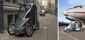 Loadster - der neue Elektro-Lieferwagen von Citcar