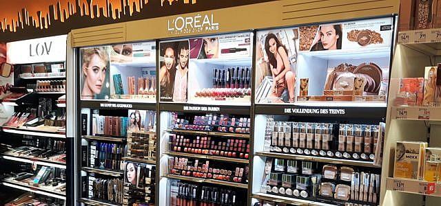 L'Oréal Logocos Sante Logona Nestle
