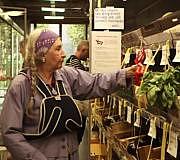 Supermarkt Kooperative in Frankreich, Paris