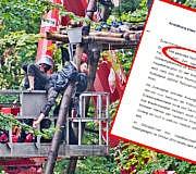 Hambacher Forst Rechtsgutachten