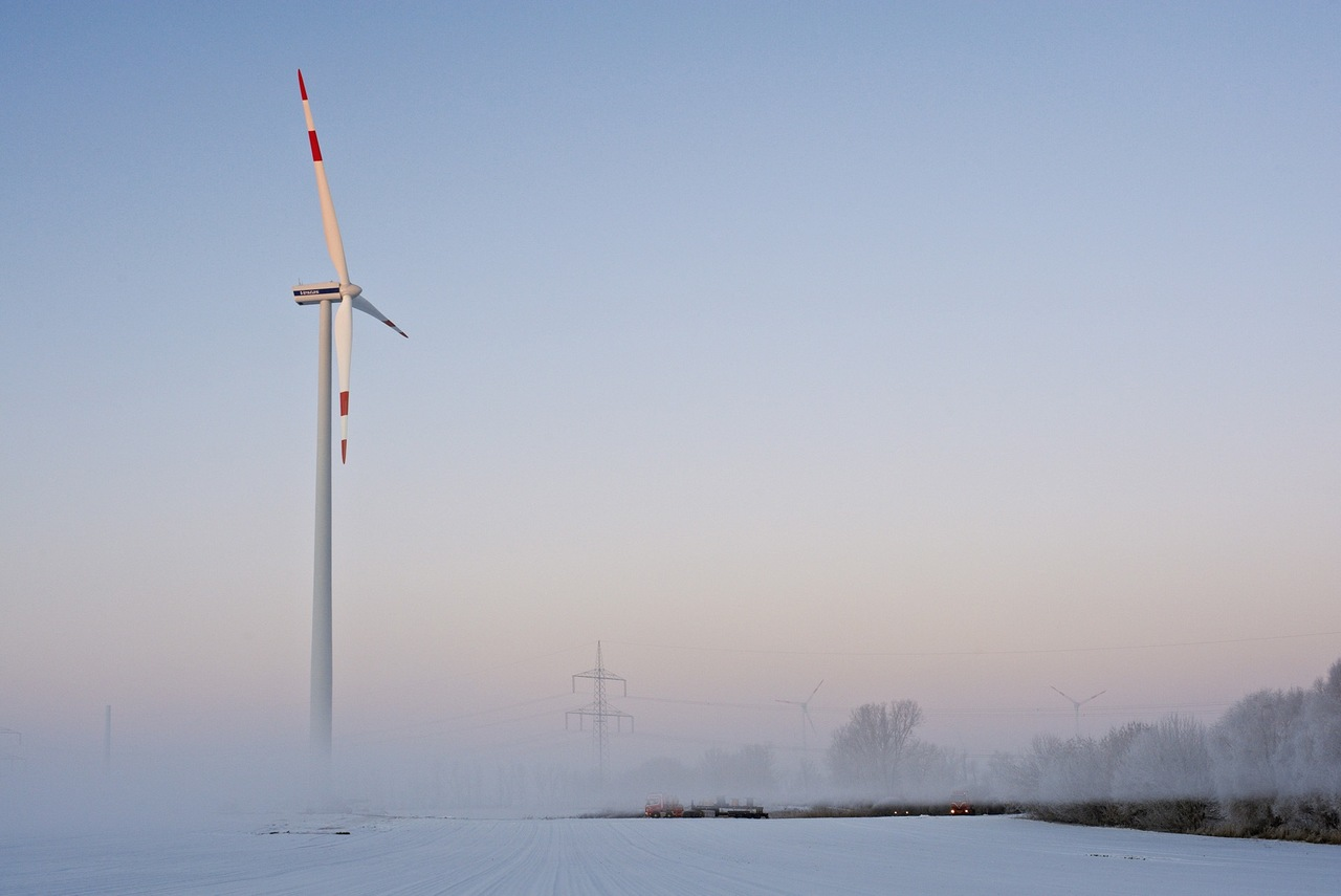 Der Windpark Ketzin von Greenpeace Energy