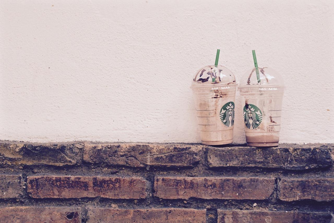 Eines der größten Probleme von Starbucks: der Müll.