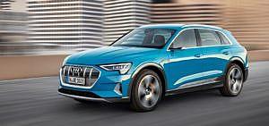 Elektroauto Audi e-tron