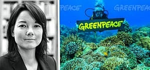 Greenpeace Interview Sweelin Heuss