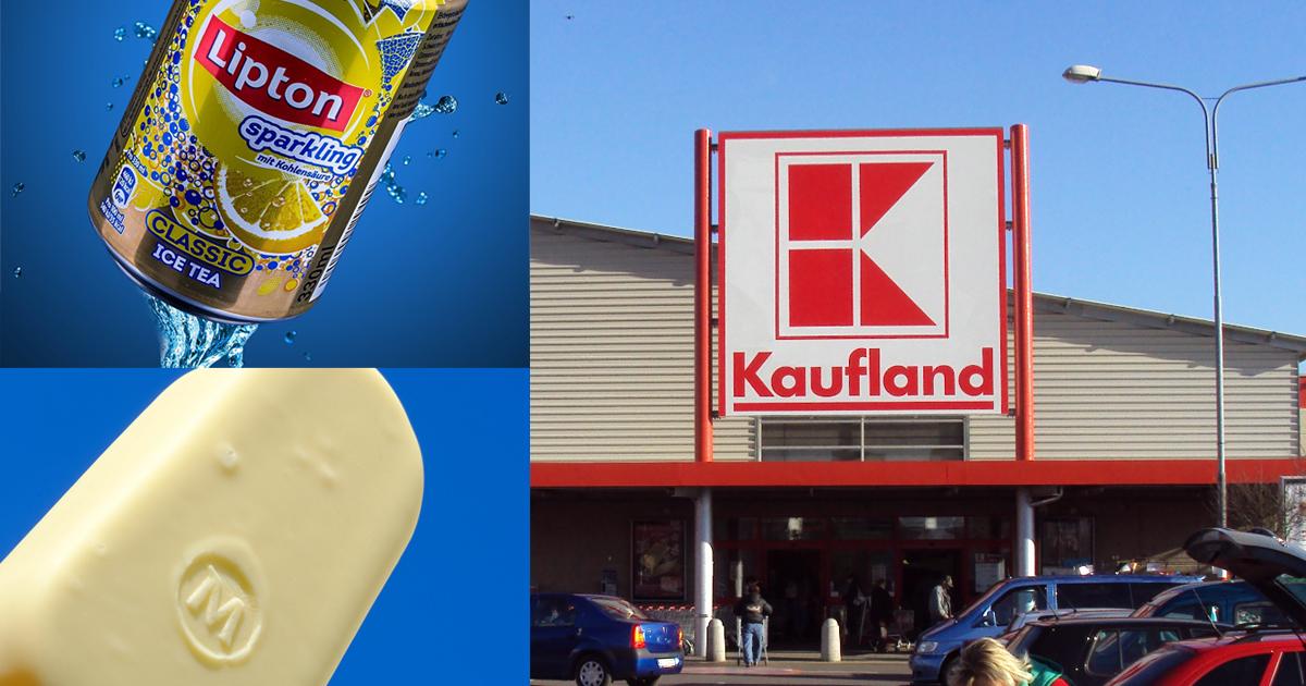 Knorr, Lipton, Dove: Kaufland schmeißt Unilever raus – und zwar endgültig