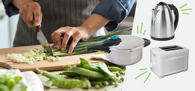 Energie sparen beim Kochen? So geht's!