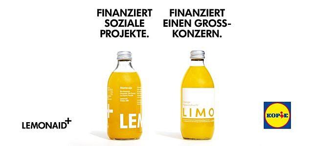 Lidl Limonade Lemonaid