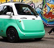 Elektroauto Microlino E-Auto Quad