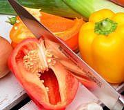 Paprika einfrieren