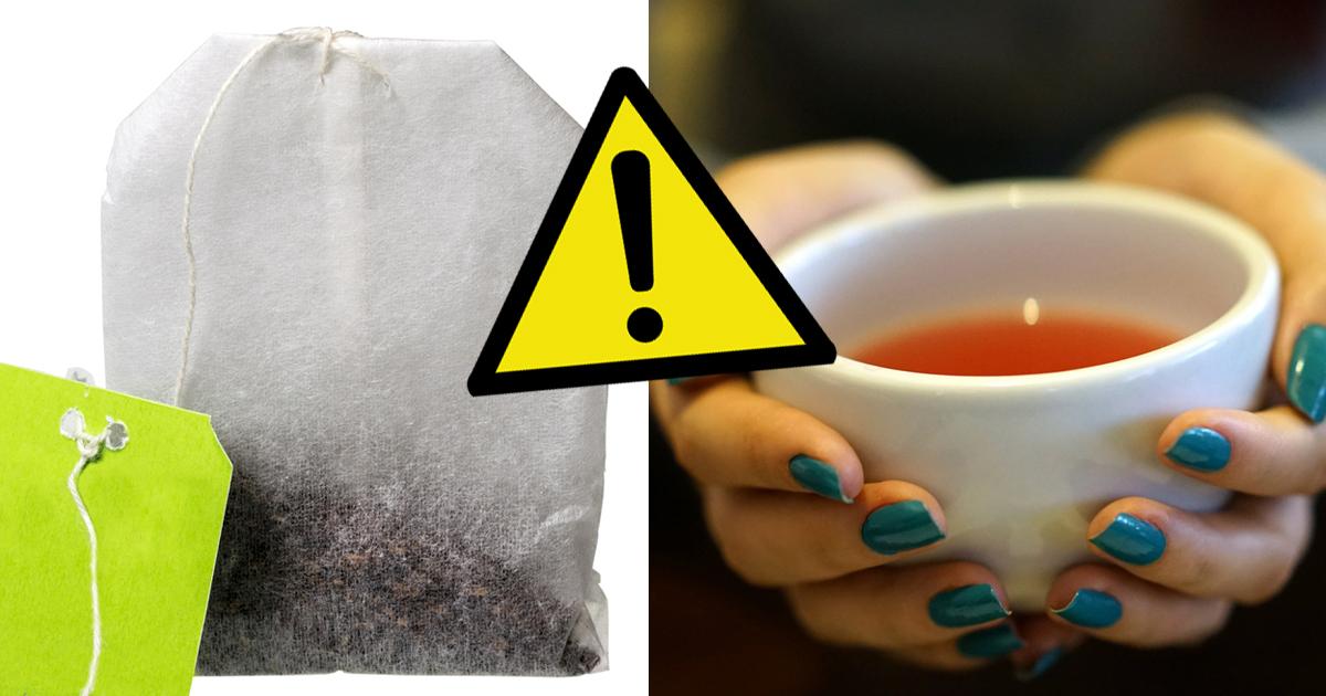 Öko-Test: Kräutertee mit vielen Pestiziden belastet