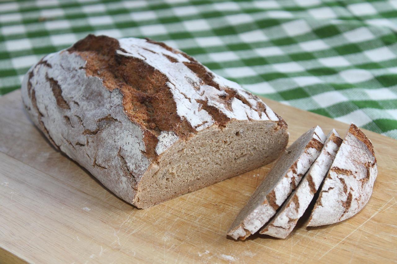 Kastanienmehl Brot
