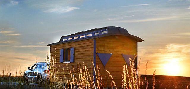 Minimalismus Tiny House Houses finanzieren EthikBank