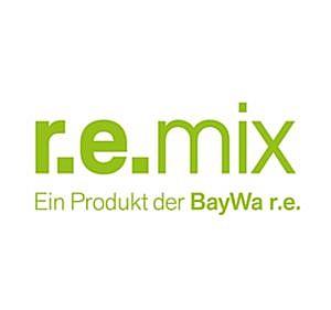 BayWa r.e.mix Ökostrom remix