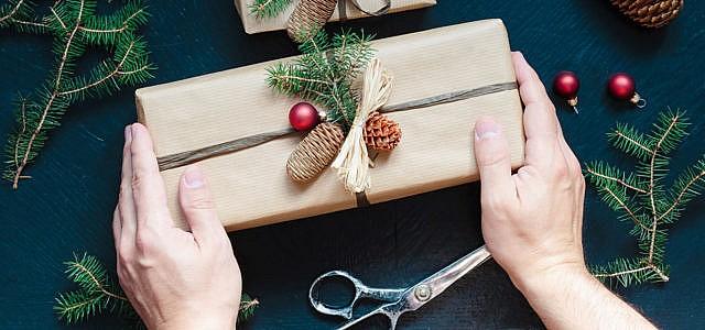 Geschenke verpacken: So freut sich auch die Umwelt
