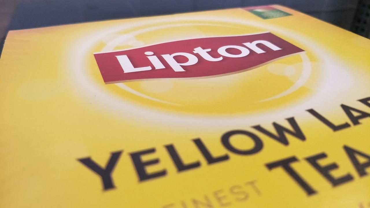 Lipton ist eine Unilever-Marke.