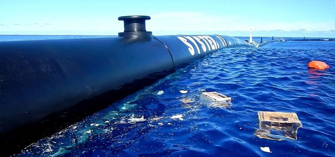 The Ocean Cleanup Plastik