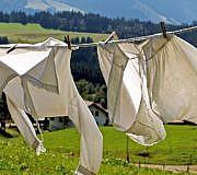 Wäsche entfärben