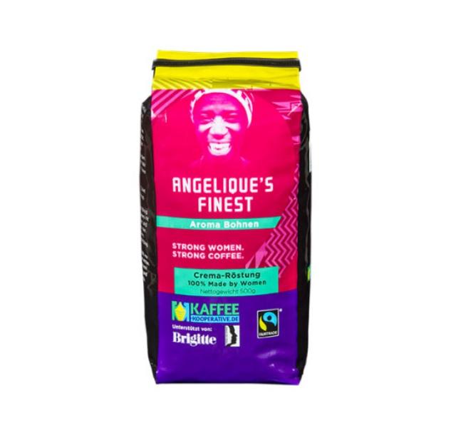 Kaffee-Kooperative Angelique's Finest