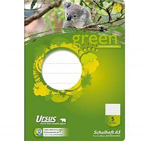 Ursus Green Schulhefte