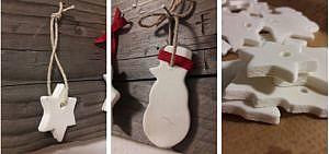 einfache bastelidee weihnachten