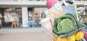 De Groene Einkaufszentreum – erstes nachhaltiges in Europa