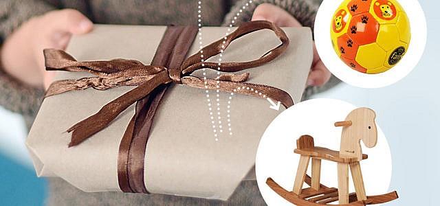 Das sind die schönsten Geschenke für Kinder