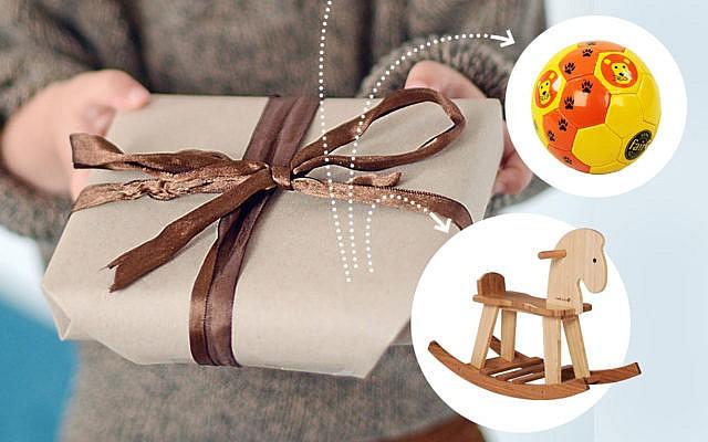 Nachhaltige Weihnachtsgeschenke für Kinder ab 2 Jahren