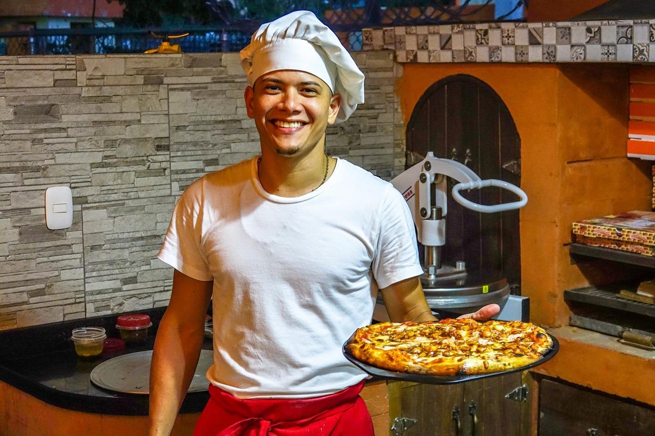 Mit Bitcoins eine Pizza kaufen ist meist ein Werbetrick.