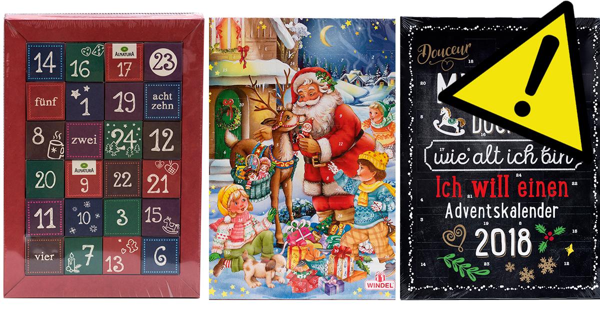 Schokoladen Weihnachtskalender.öko Test Adventskalender Fast Alle Mit Mineralöl Belastet Utopia De