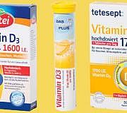 Vitamin D Öko-Test