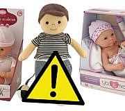 Oekotest Puppen