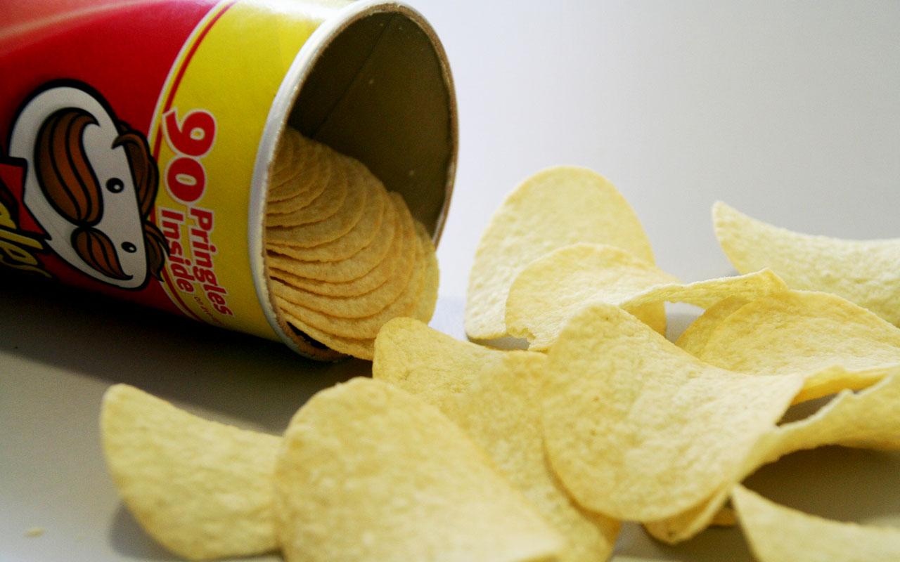 Pringles Kellogg